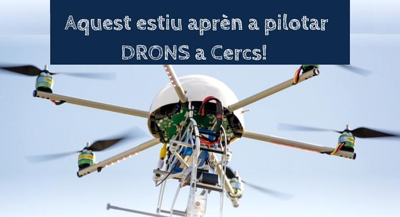 Eurania organitza un campus d'estiu per aprendre a pilotar un dron